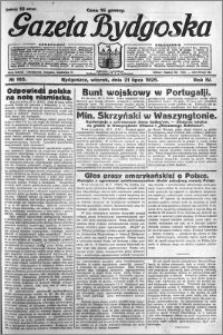 Gazeta Bydgoska 1925.07.21 R.4 nr 165
