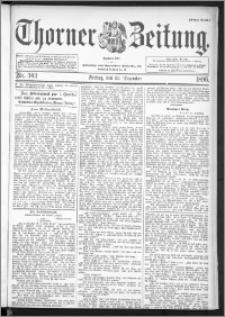 Thorner Zeitung 1896, Nr. 303 Erstes Blatt
