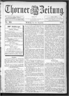 Thorner Zeitung 1896, Nr. 305