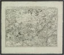 Carte particuliere des Environs de Menin, Courtray, Ypre, Dixmude et Deynse : sur la Copie de Bruxelles