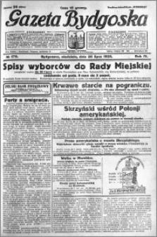 Gazeta Bydgoska 1925.07.26 R.4 nr 170
