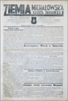 Ziemia Michałowska (Gazeta Brodnicka), R. 1938, Nr 57
