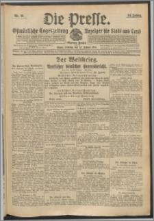 Die Presse 1916, Jg. 34, Nr. 19 Zweites Blatt, Drittes Blatt