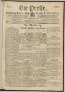 Die Presse 1916, Jg. 34, Nr. 42 Zweites Blatt