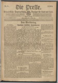Die Presse 1916, Jg. 34, Nr. 65 Zweites Blatt