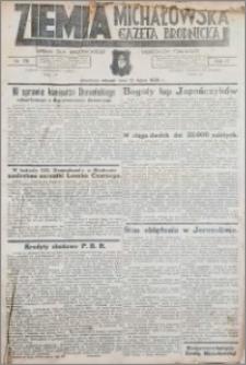 Ziemia Michałowska (Gazeta Brodnicka), R. 1938, Nr 79