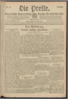 Die Presse 1916, Jg. 34, Nr. 95 Zweites Blatt, Drittes Blatt