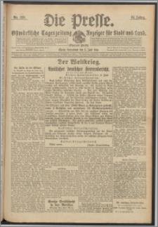 Die Presse 1916, Jg. 34, Nr. 129 Zweites Blatt