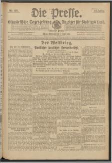 Die Presse 1916, Jg. 34, Nr. 132 Zweites Blatt