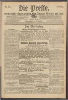 Die Presse 1916, Jg. 34, Nr. 148 Zweites Blatt