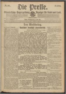 Die Presse 1916, Jg. 34, Nr. 166 Zweites Blatt