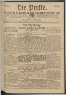 Die Presse 1916, Jg. 34, Nr. 240 Zweites Blatt