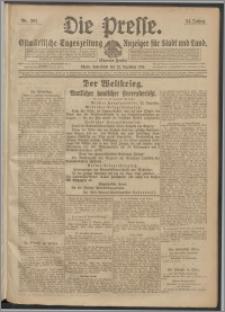 Die Presse 1916, Jg. 34, Nr. 301 Zweites Blatt