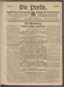 Die Presse 1916, Jg. 34, Nr. 304 Zweites Blatt