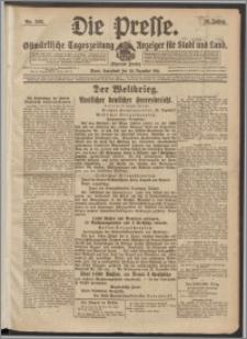 Die Presse 1916, Jg. 34, Nr. 305 Zweites Blatt