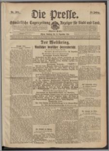 Die Presse 1916, Jg. 34, Nr. 306 Zweites Blatt