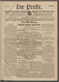 Die Presse 1917, Jg. 35, Nr. 7 Zweites Blatt, Drittes Blatt