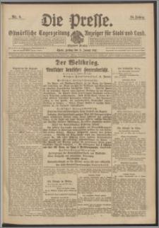 Die Presse 1917, Jg. 35, Nr. 9 Zweites Blatt