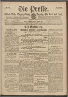 Die Presse 1917, Jg. 35, Nr. 16 Zweites Blatt