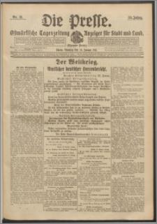 Die Presse 1917, Jg. 35, Nr. 18 Zweites Blatt