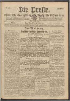 Die Presse 1917, Jg. 35, Nr. 19 Zweites Blatt