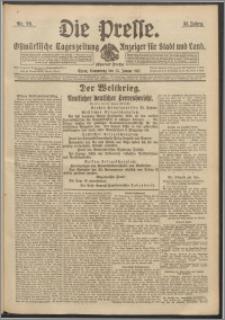 Die Presse 1917, Jg. 35, Nr. 20 Zweites Blatt
