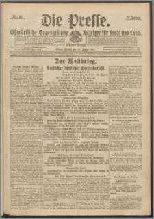 Die Presse 1917, Jg. 35, Nr. 21 Zweites Blatt