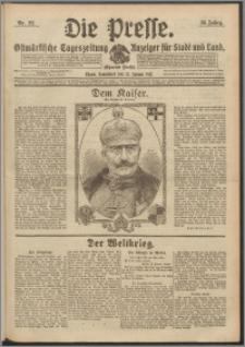 Die Presse 1917, Jg. 35, Nr. 22 Zweites Blatt