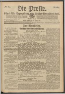 Die Presse 1917, Jg. 35, Nr. 24 Zweites Blatt