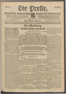 Die Presse 1917, Jg. 35, Nr. 30 Zweites Blatt