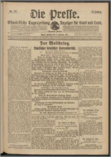 Die Presse 1917, Jg. 35, Nr. 33 Zweites Blatt
