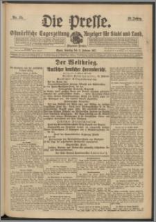 Die Presse 1917, Jg. 35, Nr. 35 Zweites Blatt, Drittes Blatt