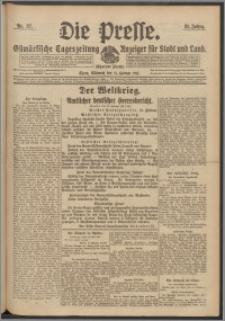 Die Presse 1917, Jg. 35, Nr. 37 Zweites Blatt