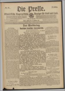 Die Presse 1917, Jg. 35, Nr. 39 Zweites Blatt