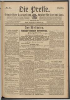 Die Presse 1917, Jg. 35, Nr. 42 Zweites Blatt