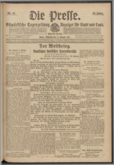 Die Presse 1917, Jg. 35, Nr. 43 Zweites Blatt
