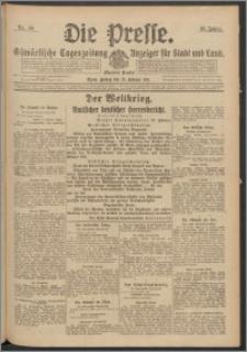 Die Presse 1917, Jg. 35, Nr. 45 Zweites Blatt