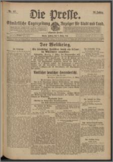 Die Presse 1917, Jg. 35, Nr. 57 Zweites Blatt