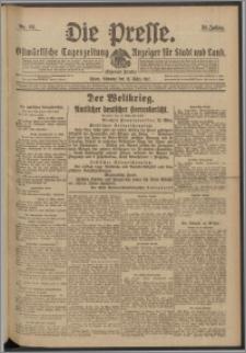 Die Presse 1917, Jg. 35, Nr. 60 Zweites Blatt