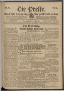 Die Presse 1917, Jg. 35, Nr. 62 Zweites Blatt