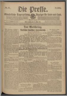 Die Presse 1917, Jg. 35, Nr. 63 Zweites Blatt