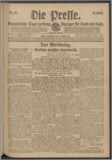 Die Presse 1917, Jg. 35, Nr. 64 Zweites Blatt