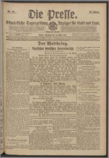 Die Presse 1917, Jg. 35, Nr. 66 Zweites Blatt