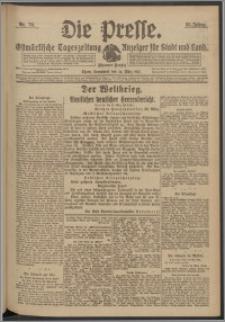 Die Presse 1917, Jg. 35, Nr. 70 Zweites Blatt