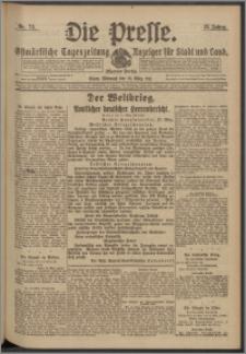 Die Presse 1917, Jg. 35, Nr. 73 Zweites Blatt