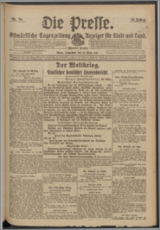 Die Presse 1917, Jg. 35, Nr. 76 Zweites Blatt