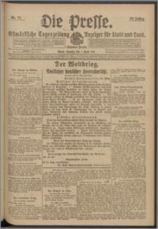 Die Presse 1917, Jg. 35, Nr. 77 Zweites Blatt, Drittes Blatt
