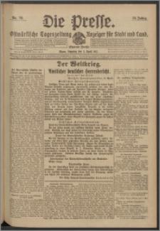 Die Presse 1917, Jg. 35, Nr. 78 Zweites Blatt