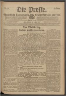 Die Presse 1917, Jg. 35, Nr. 79 Zweites Blatt