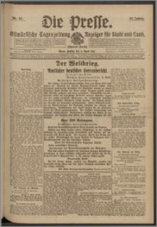 Die Presse 1917, Jg. 35, Nr. 81 Zweites Blatt